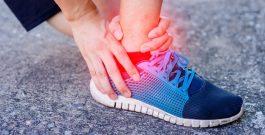 5 najpogostejših poškodb tekačev